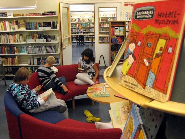 bekkestua bibliotek åpningstider
